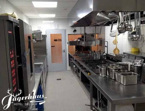 Wir haben unsere Küche modernisiert!